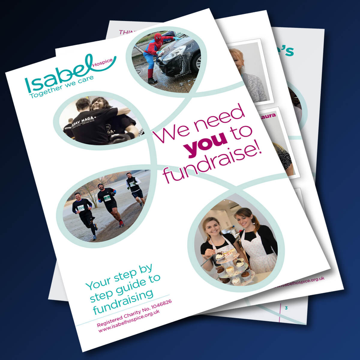 A5 flyers – Charity Printing